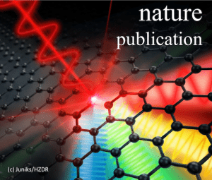 Extremely efficient terahertz high-harmonic generation in graphene by hot Dirac fermions