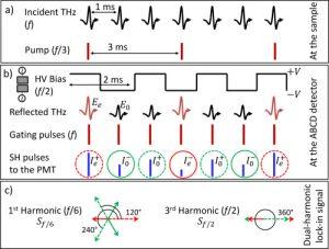 Self-referenced ultra-broadband transient terahertz spectroscopy using air-photonics
